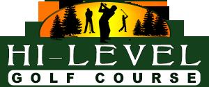 Hi-Level Golf Course Logo