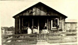Berlin family, Fern in 1886