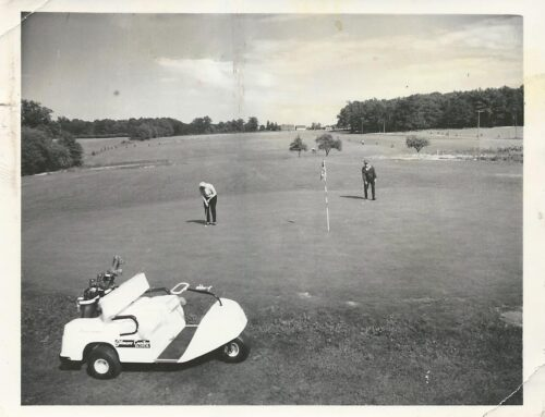 Hi-Level Golfers in the 1960s